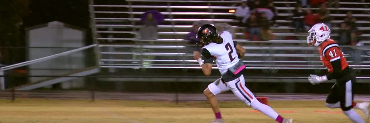Harrisburg wins the Yarnell's Sweetest Play of the Week (10/25/19)