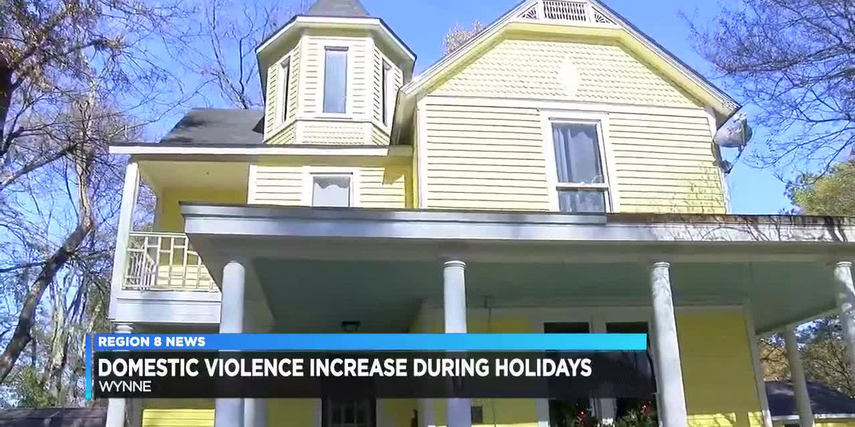 Shelter full due to rise in domestic violence around the holiday season