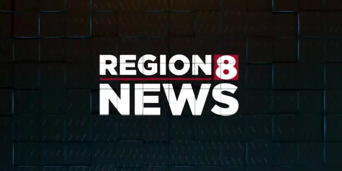 Region 8 News at 10 pm - 2/15/19