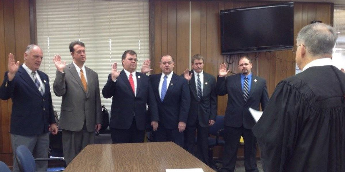Prosecuting attorney sworn in for 4th term