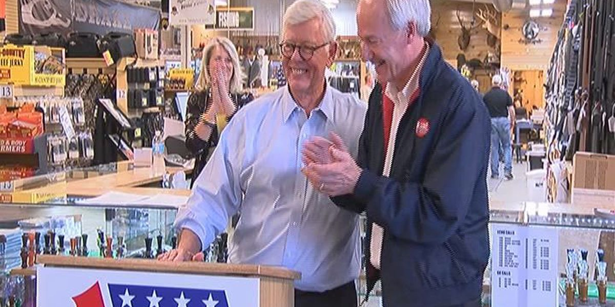 Hutchinson endorsed by former NRA head