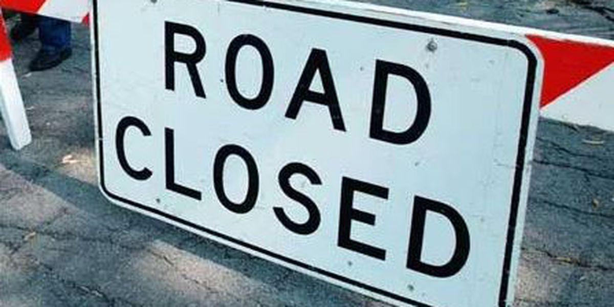 High water forces Highway 166 to close
