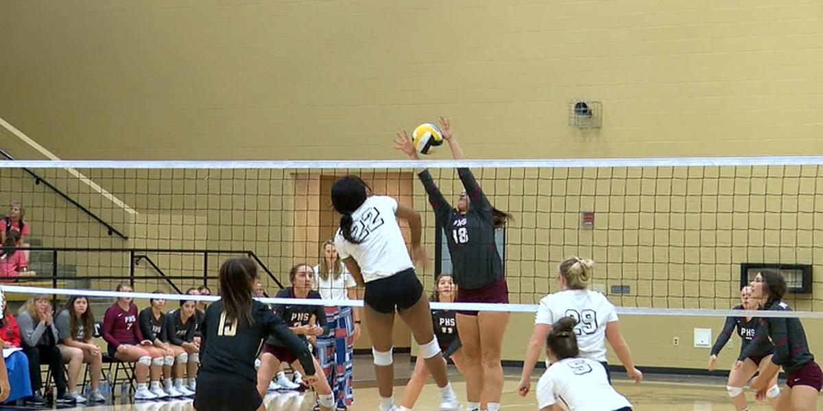 NEA HS Volleyball scoreboard (9/10)