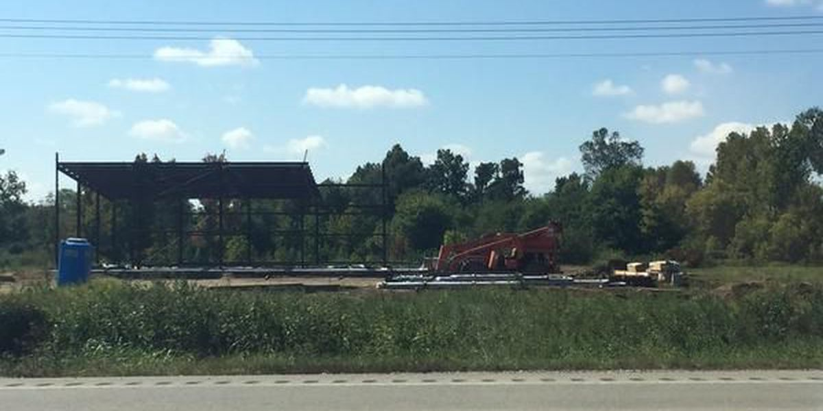 Construction underway for Greene County business that will sell beer, wine