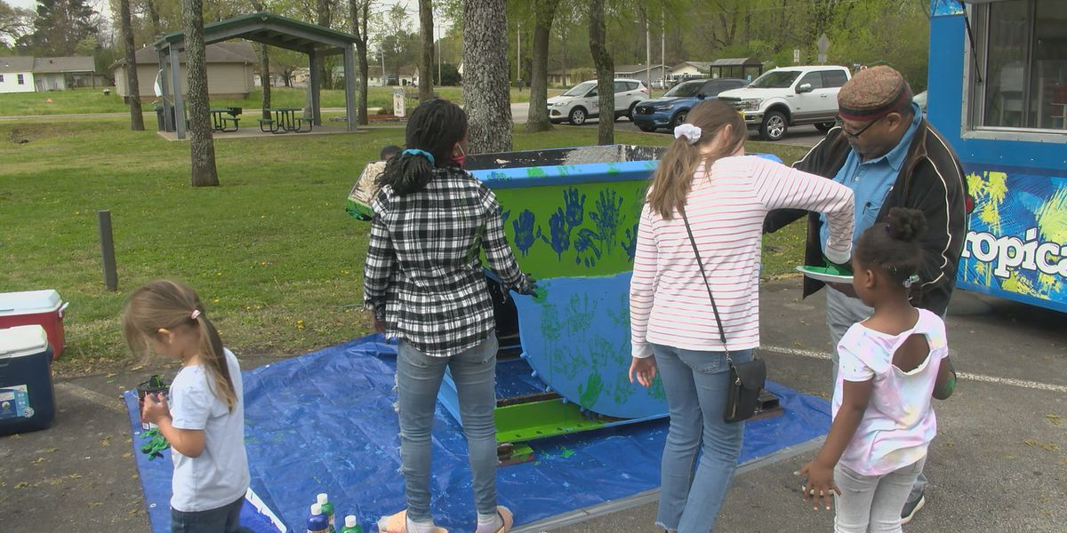Keep Jonesboro Beautiful has first Community Clean-Up Day