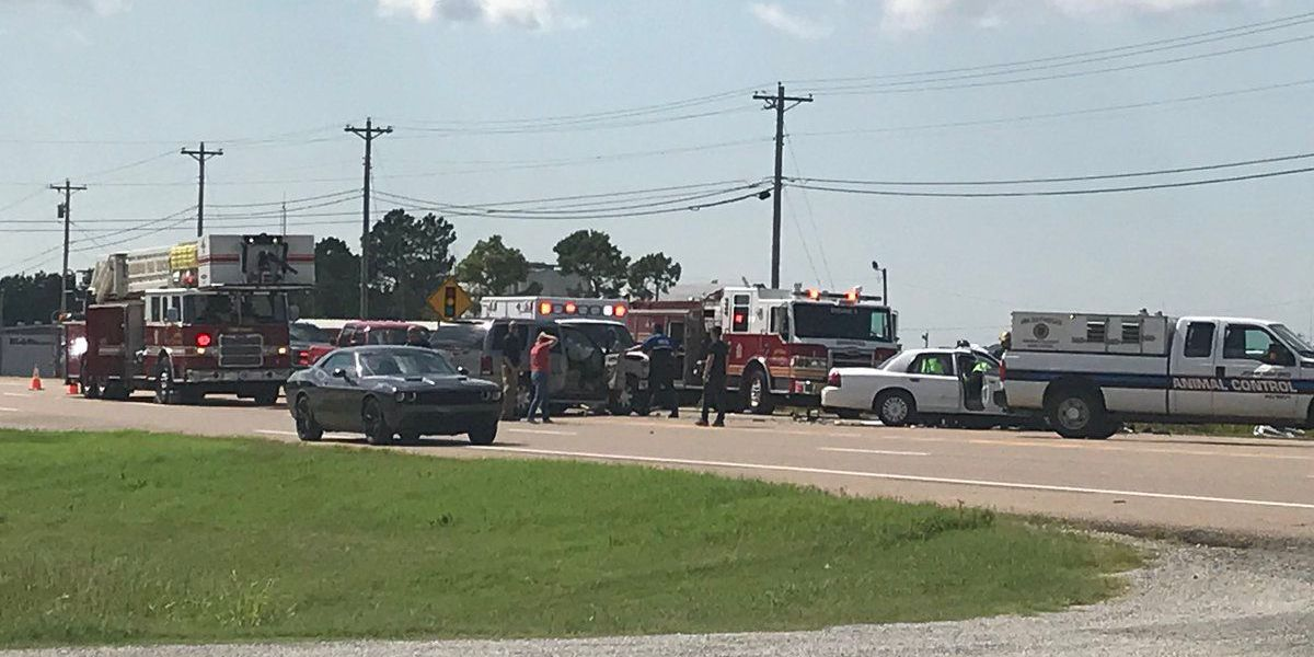 TRAFFIC ALERT: Emergency crews respond to crash on Highway 18 in Jonesboro