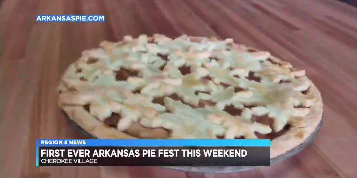 First ever Arkansas Pie Fest is this weekend
