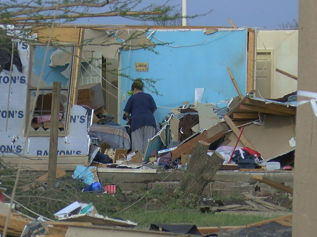 Region 8 communities help and learn from another during tornado aftermath