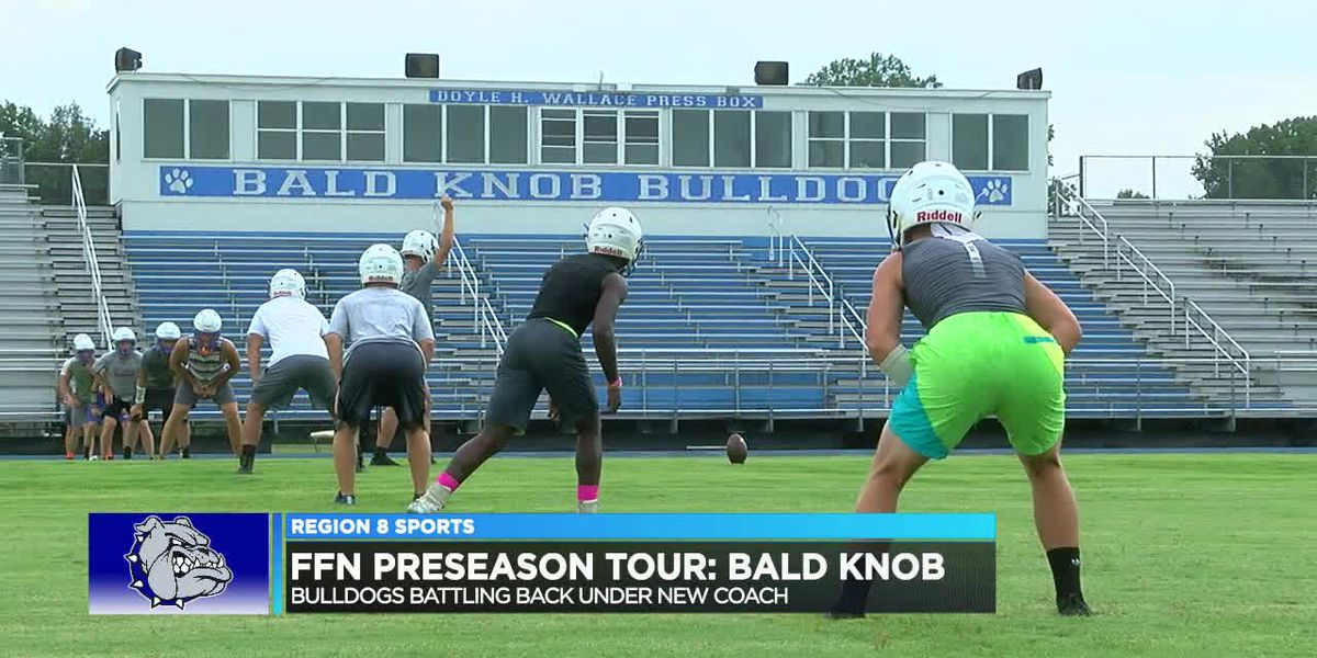 FFN Preseason Tour: Bald Knob