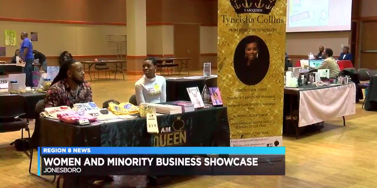 Women and minority business showcase