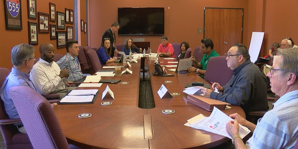 City's Landscape Ordinance Advisory Panel meets for first time