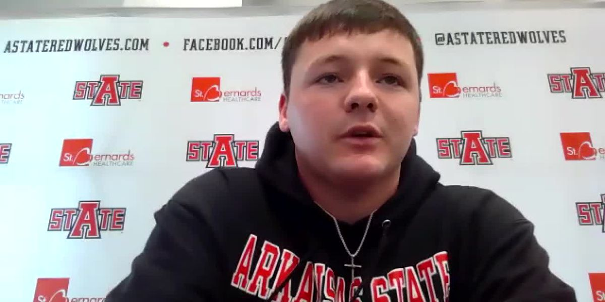 Red Wolves Raw: Logan Bonner 8/6 zoom press conference previewing Fall Camp