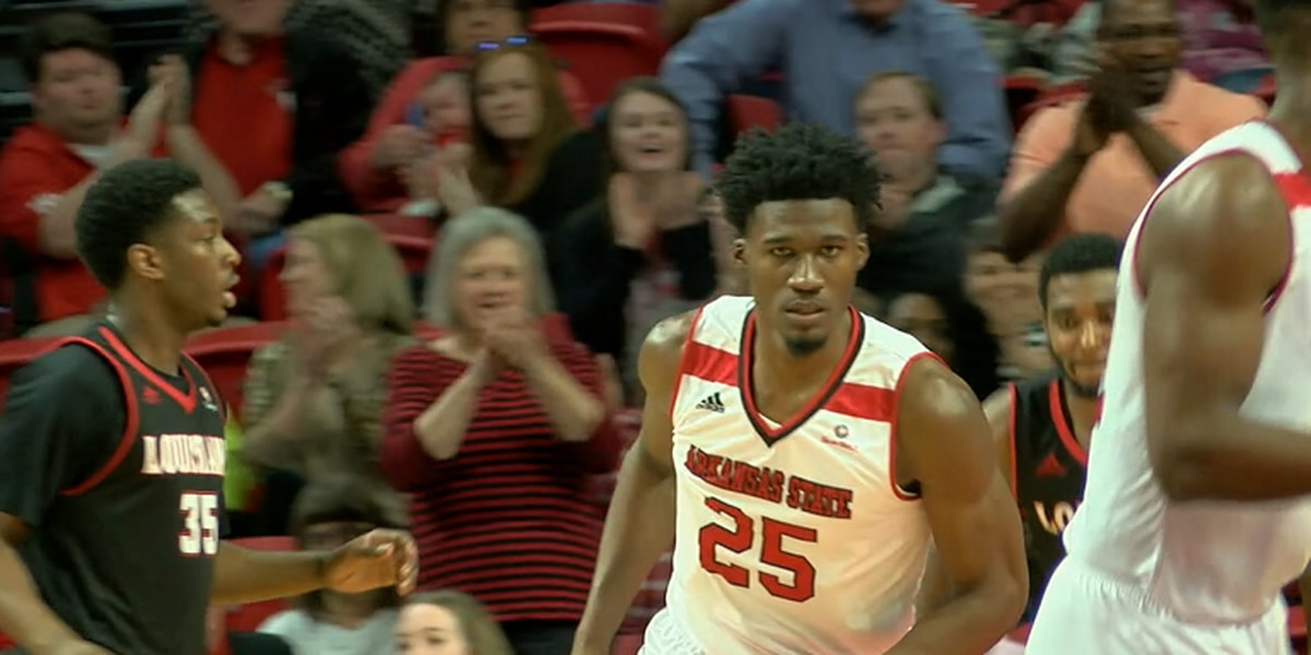 Shaquillo Fritz transfers from Arkansas State to Pacific