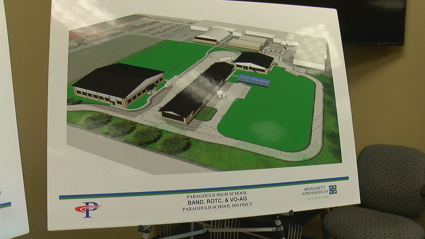 New Project In The Works For Paragould School District
