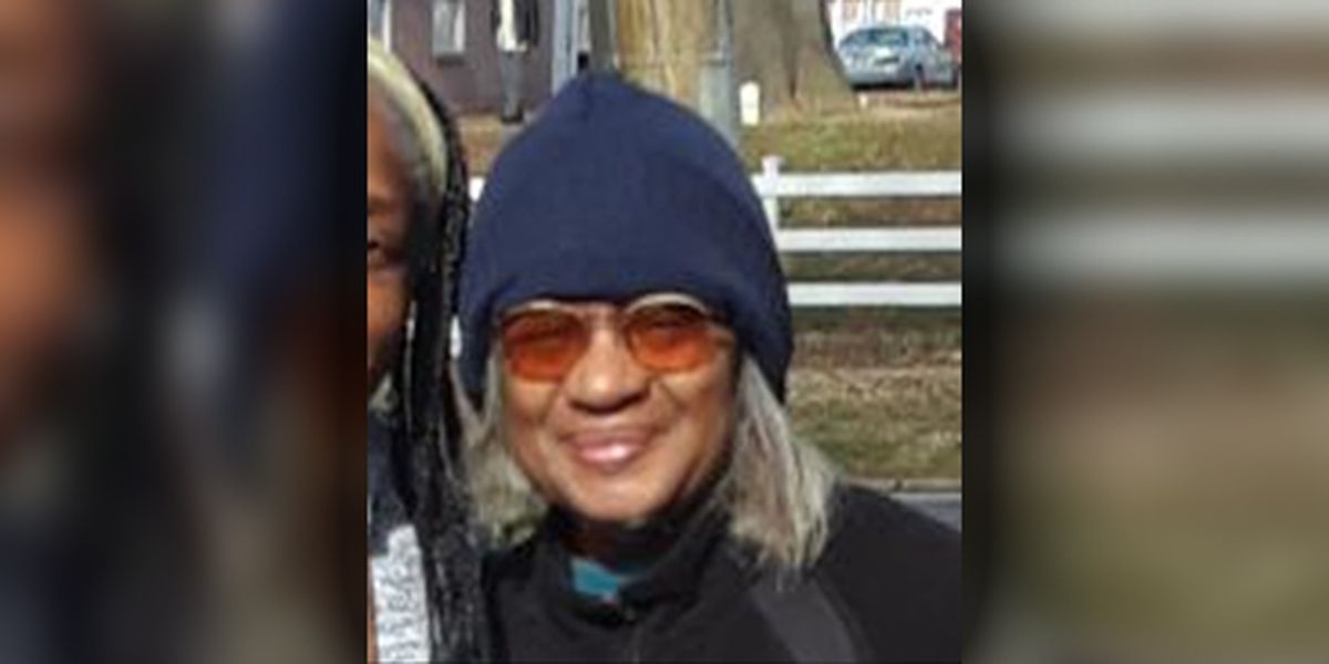 Police: 64-year-old woman missing in the Mid-South, last seen wearing sorority jacket