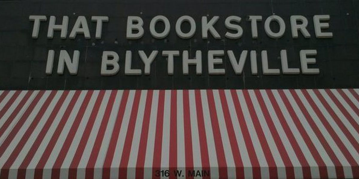 That Bookstore in Blytheville no longer in existence under that name