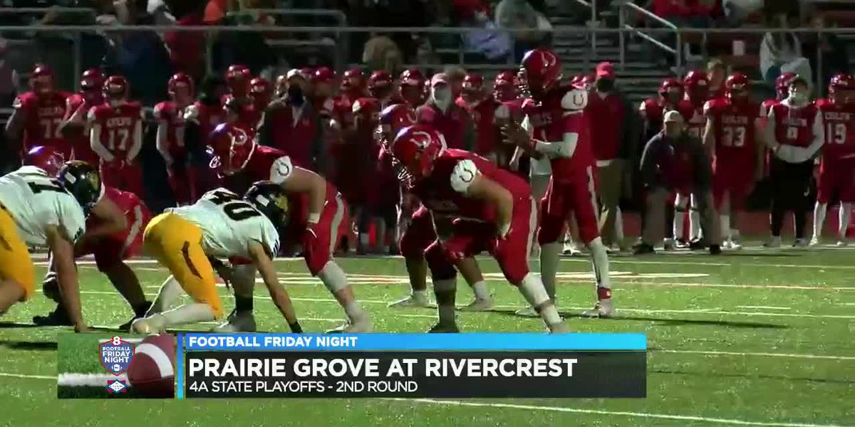 FFN Week 14: Rivercrest beats Prairie Grove to advance to 4A State Quarterfinals