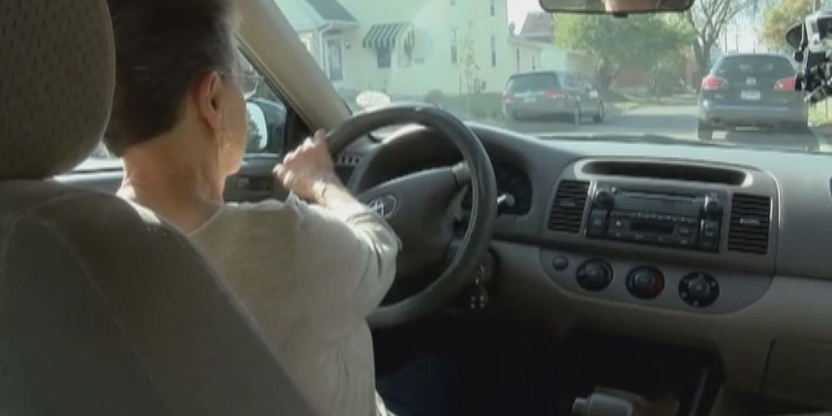 New seat belt research focuses on elderly