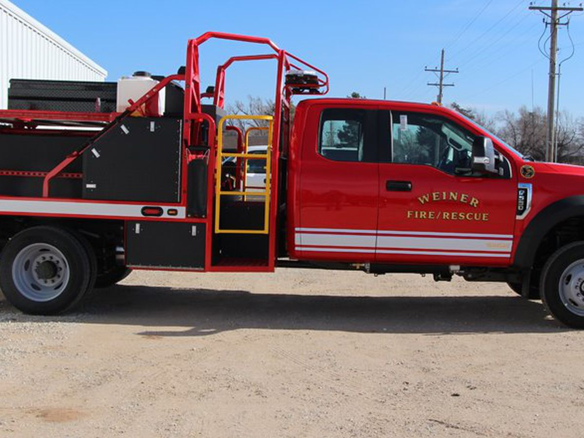 Fire department gets major firefighting tool