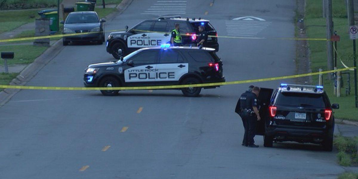 Little Rock police investigate officer-involving shooting, car crash