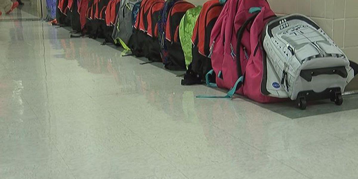 Funding cut for backpack programs, schools adjusting