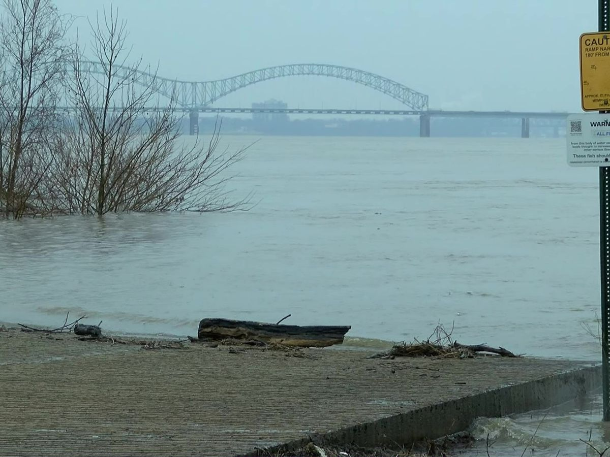 Memphis crews preparing for heavy rain, possible flooding