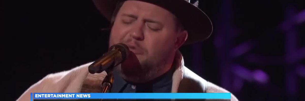 Newport native, Jim Ranger, wins the battle round on 'The Voice'