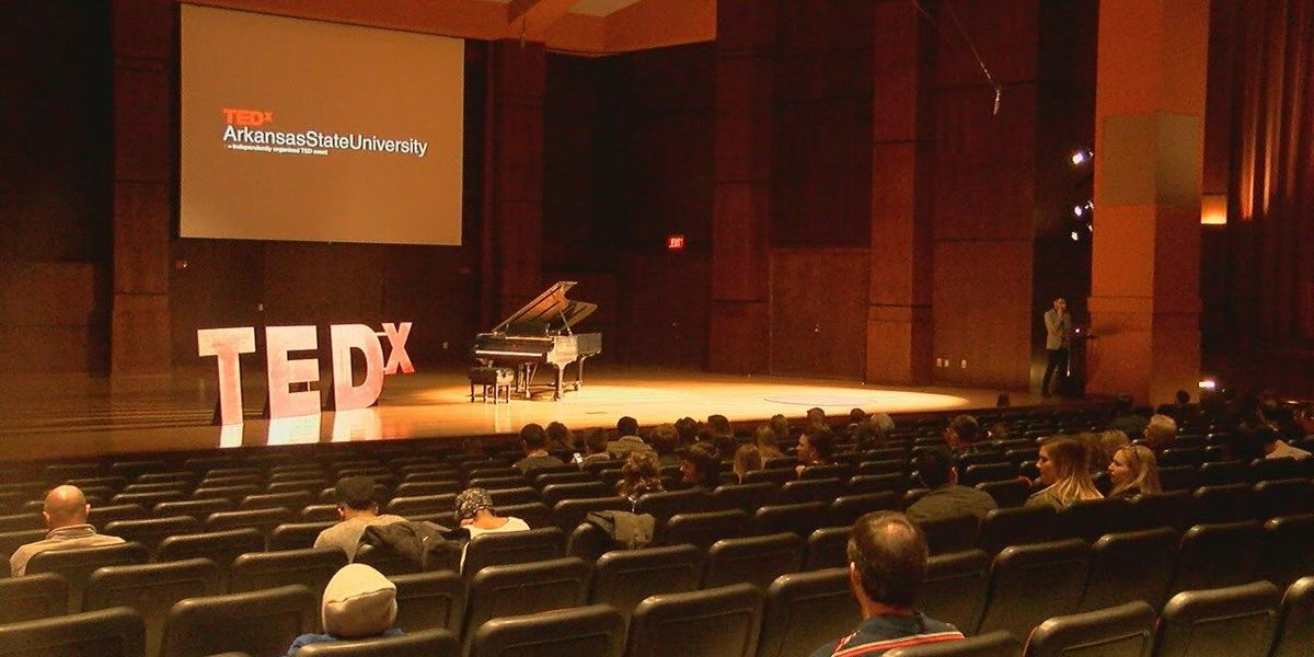 A-State hosts first TEDx conference