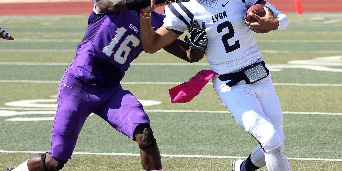 Lyon offense struggles in 47-7 loss