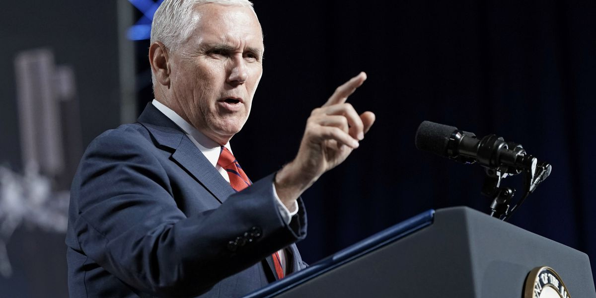 Pence to campaign in Arkansas for Republican congressman