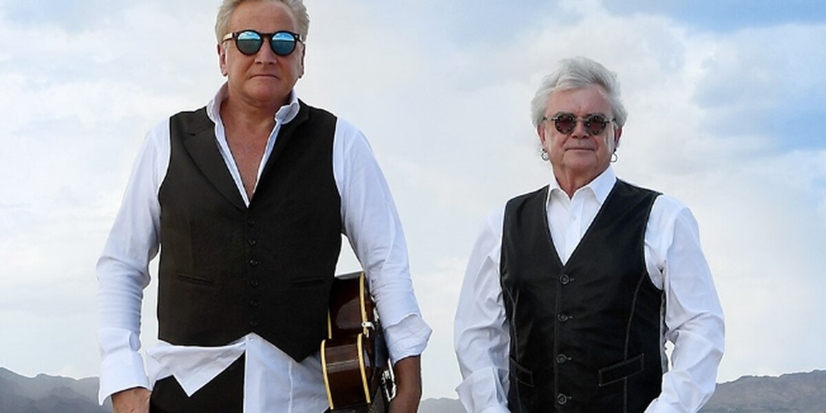 Air Supply to perform at EACC April 4