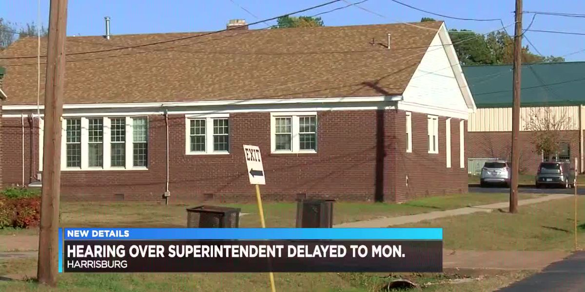 Board places Harrisburg superintendent on leave, hearing to consider possible termination postponed