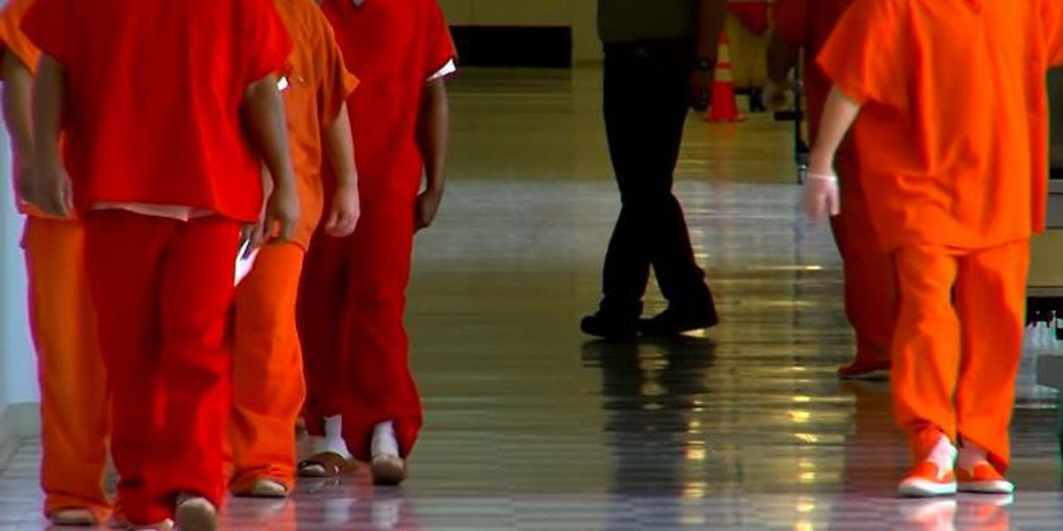 105 inmates test positive for COVID-19 at Forrest City prison