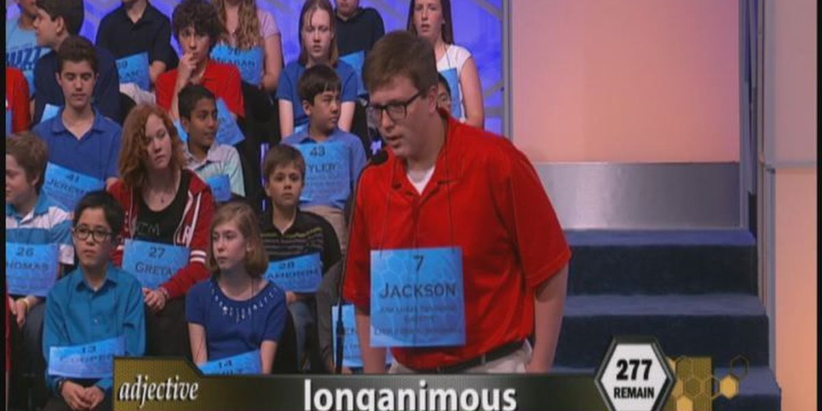 Paragould teen makes it through two rounds of Scripps National Spelling Bee