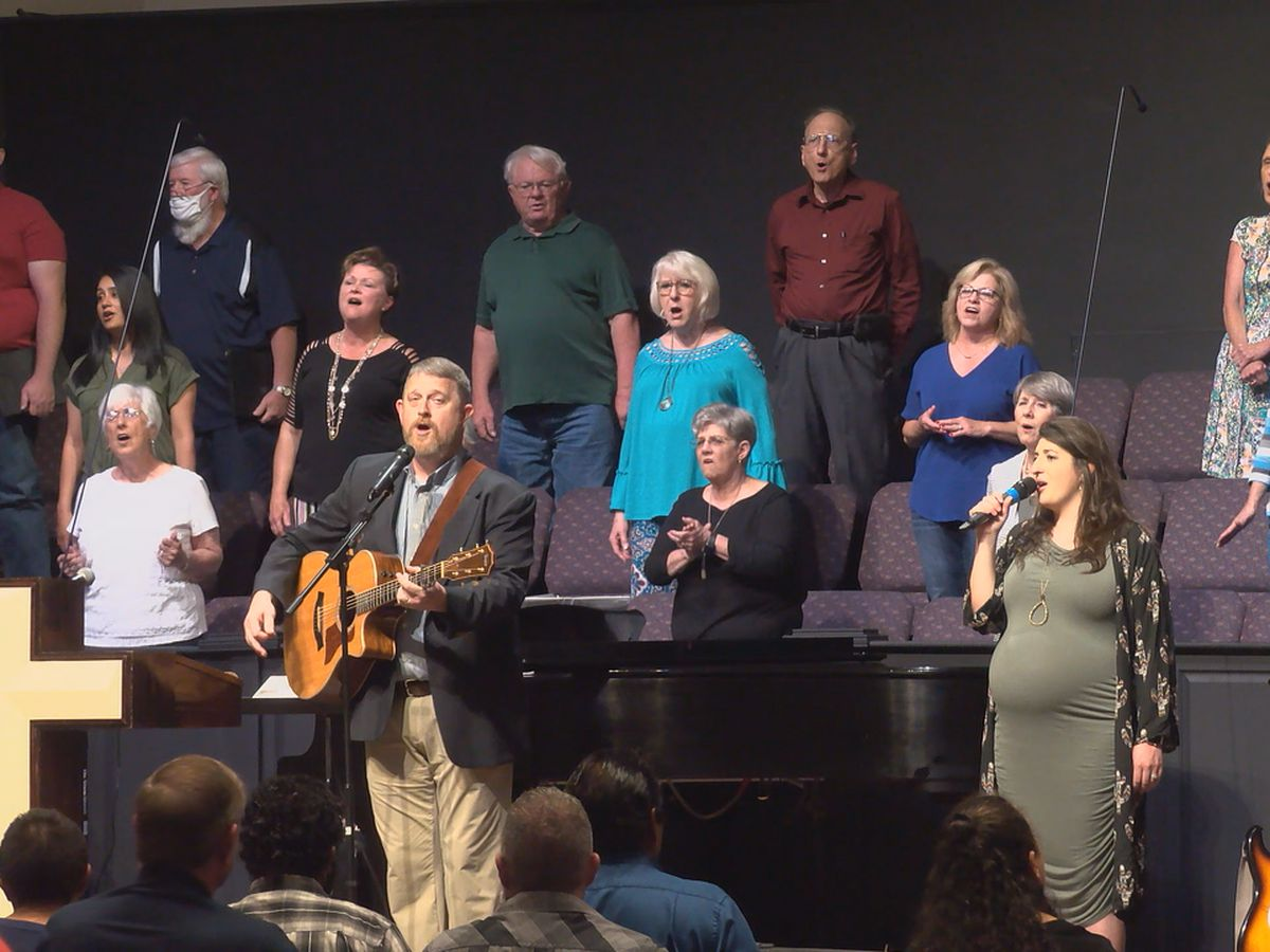 Several participate in National Day of Prayer at area church