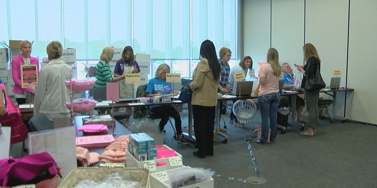 Packet pick-up underway for Race for the Cure
