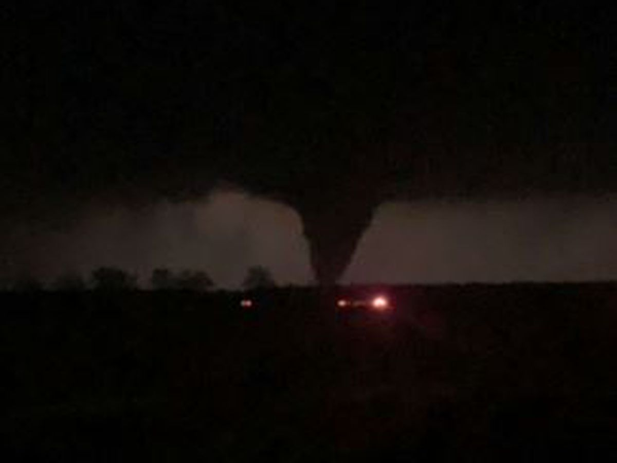 Your photos, videos of the recent NEA tornadoes