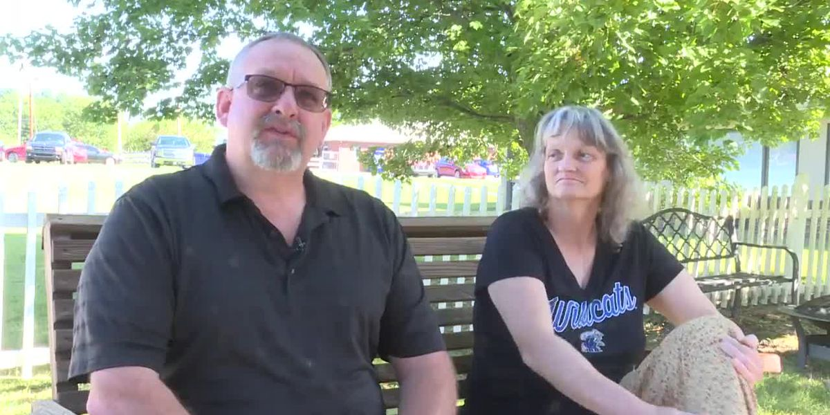 Brother, sister meet for first time in 53 years