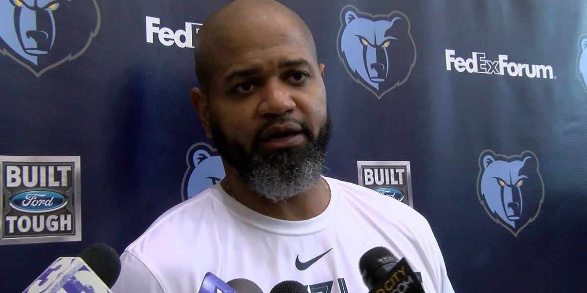 Grizzlies head coach out, GM reassigned to scouting role