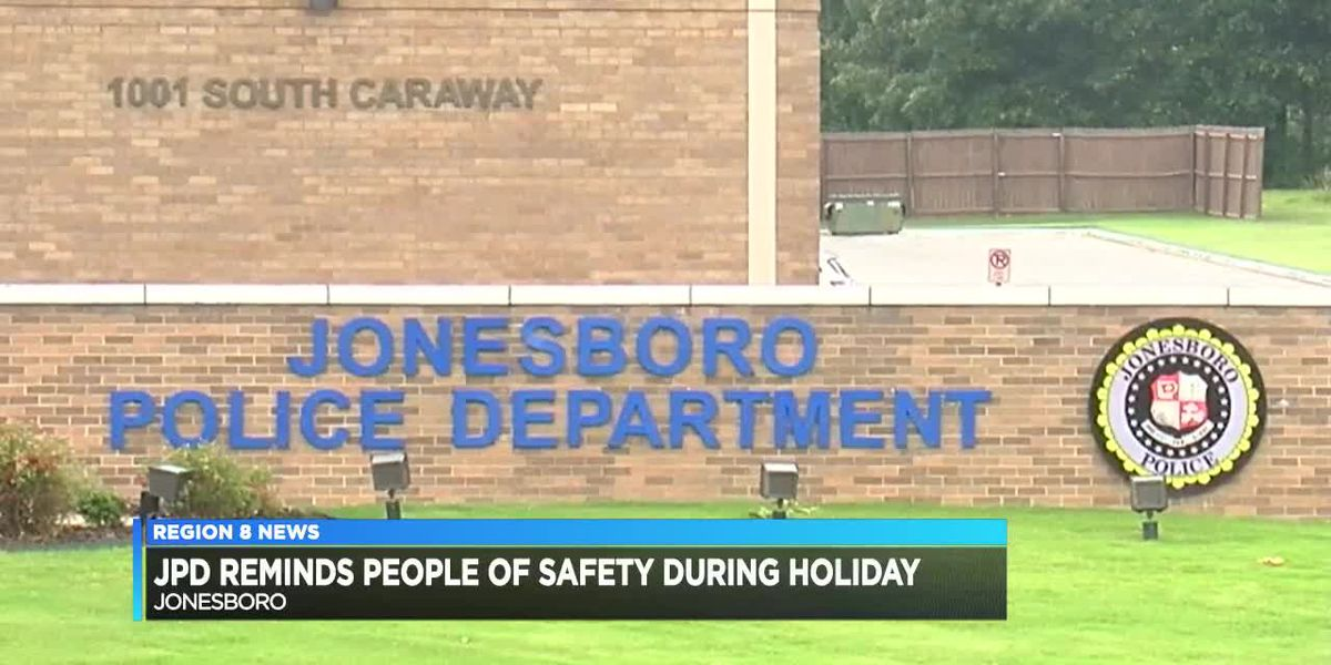 Jonesboro Police Department encourages social distancing; safe practices for 4th of July weekend