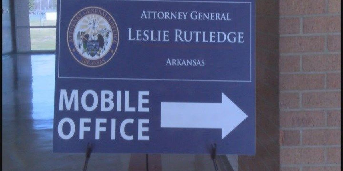 Attorney General's mobile office makes stop in Region 8