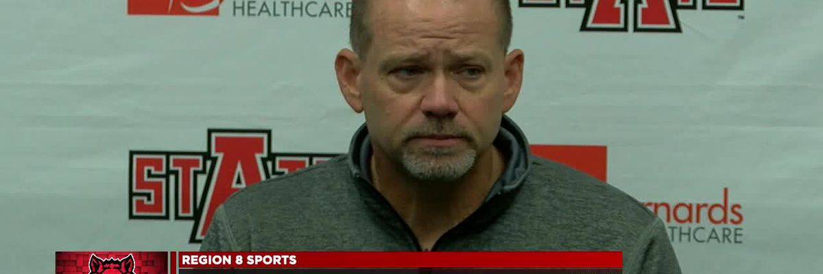 Coordinator Corner: Faulkner & Cauthen on Red Wolves regrouping