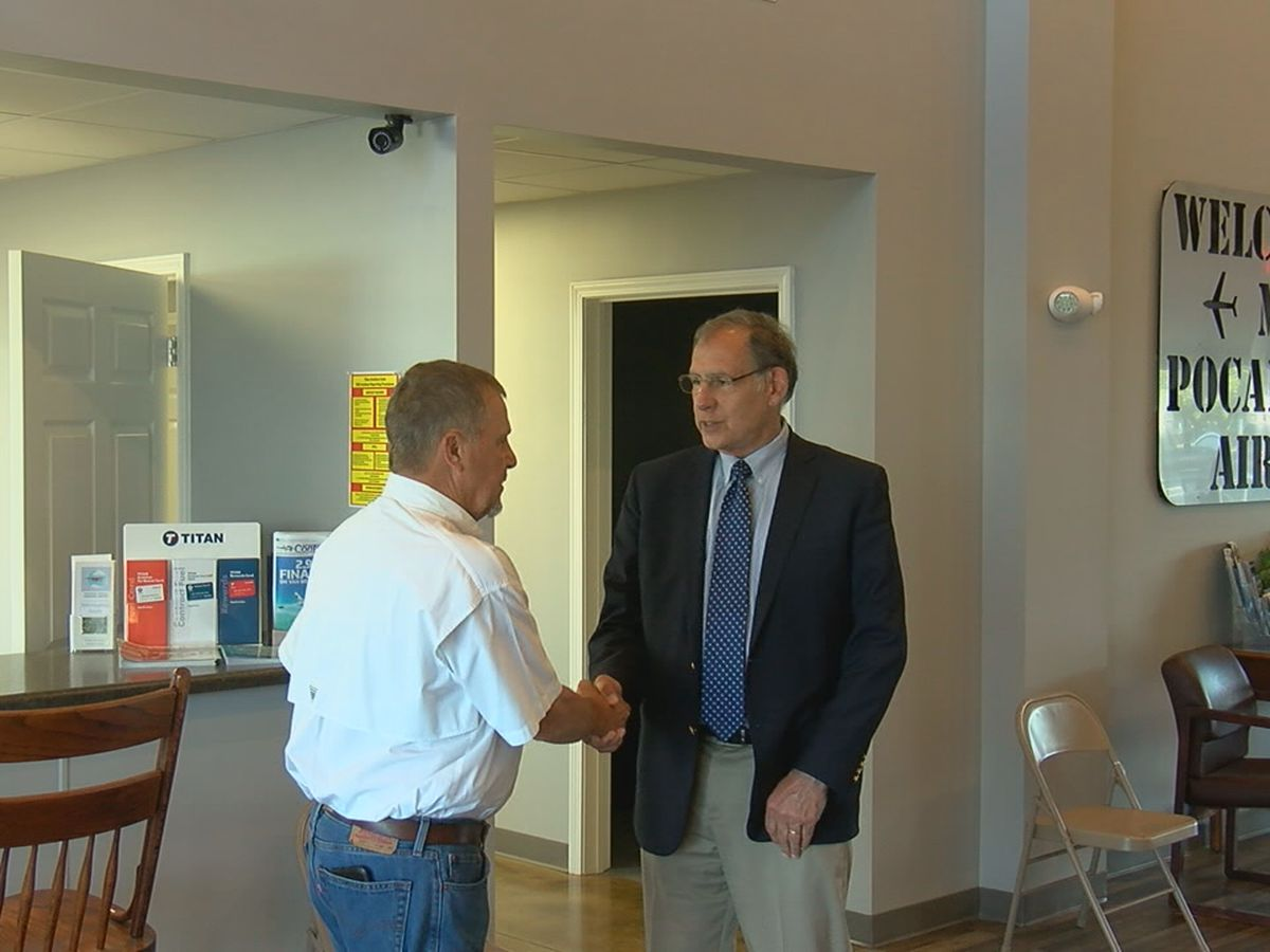 Sen. Boozman meets with Northeast Arkansas leaders
