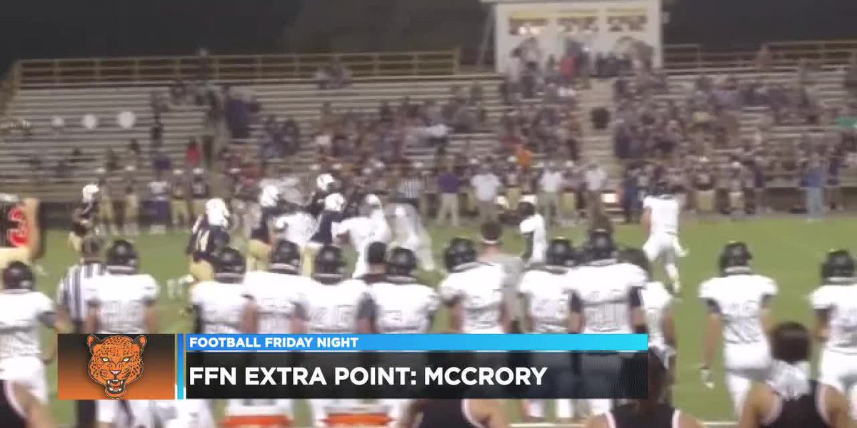 FFN Extra Point: McCrory
