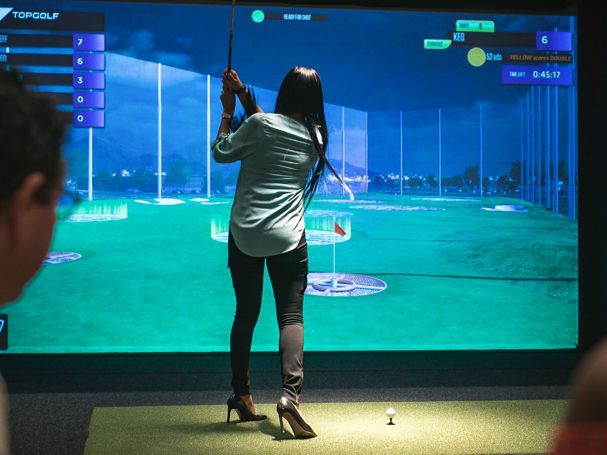 Topgolf 'Swing Suite' coming to Gold Strike in Tunica