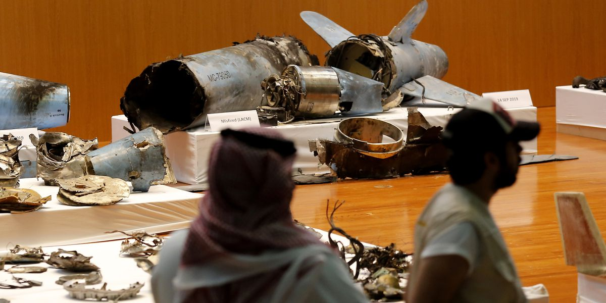 US says attack on Saudi oil site was an Iranian 'act of war'