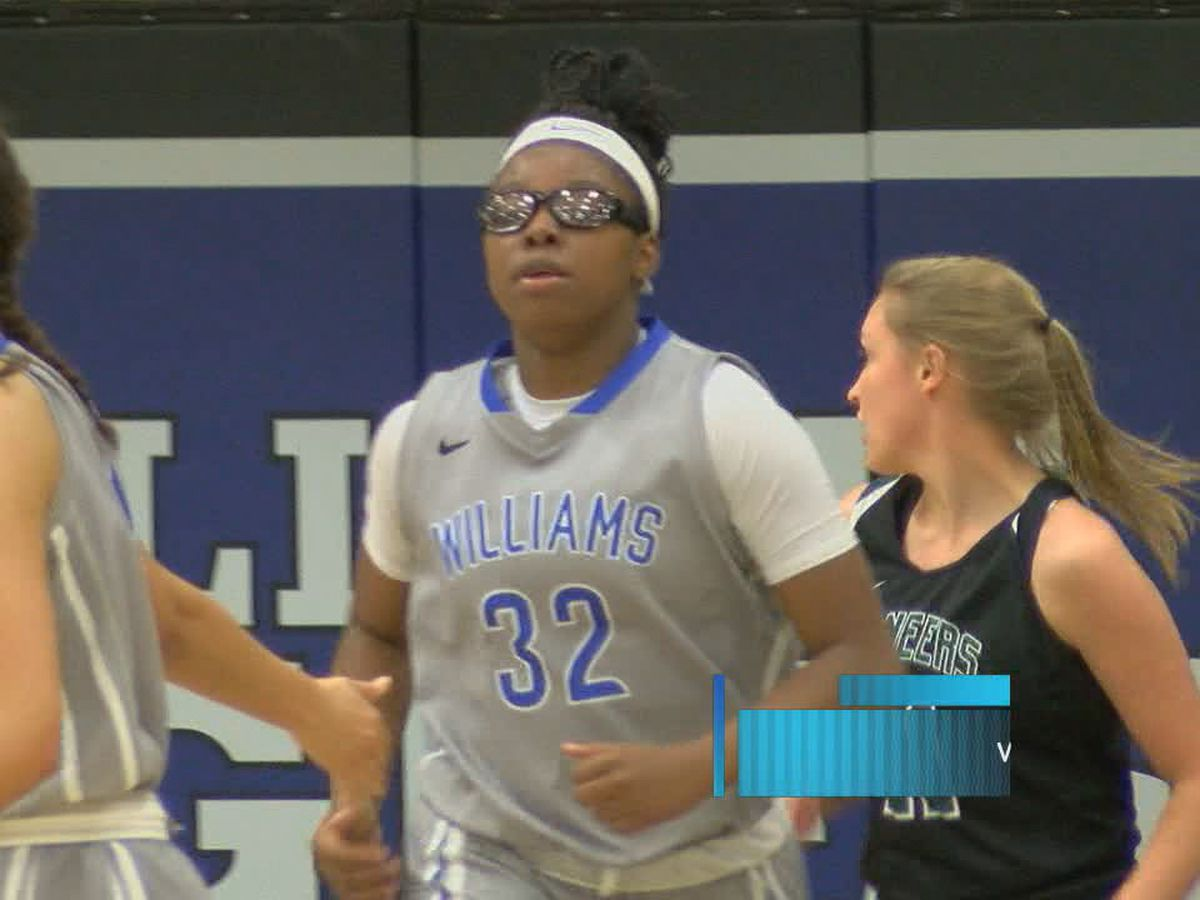 Williams Baptist women beat Crowley's Ridge for first win of season