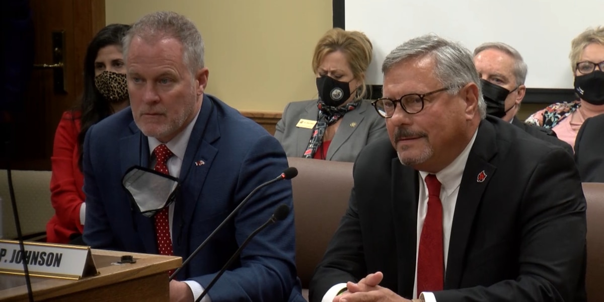 Red Wolves and Razorbacks address NIL legislation Tuesday at Arkansas Capitol
