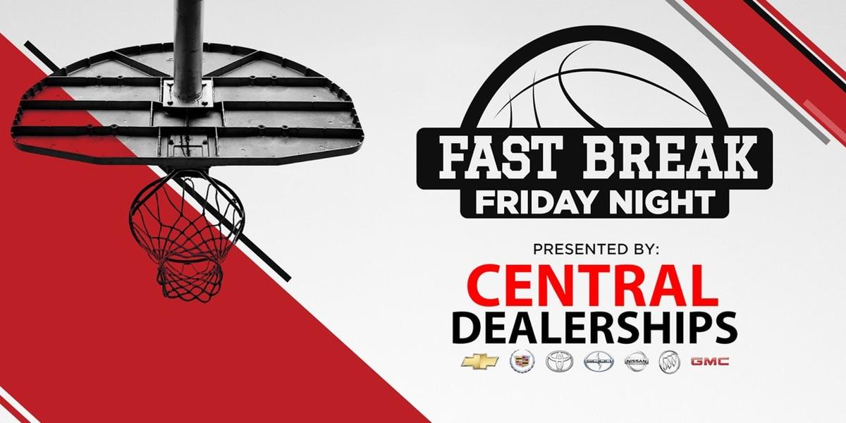 Fast Break Friday Night - 1/4/19