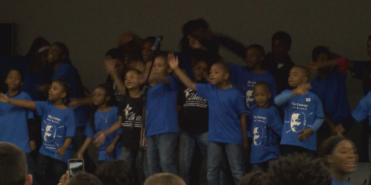 Youth Explosion event teaches the lessons of Dr. King